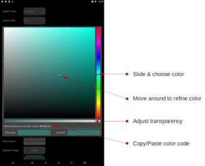 color picker color code