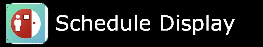 Meeting Room Schedule